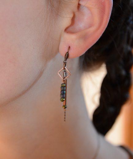 Duo-bracelet-boucles-oreille-mere-fille