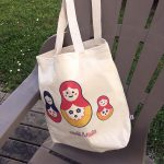 Tote Bag Poupées Russes