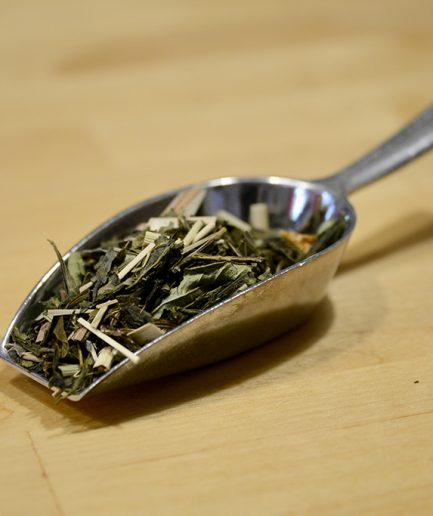 thé-vert-bio-sencha-mangue-citron-menthe