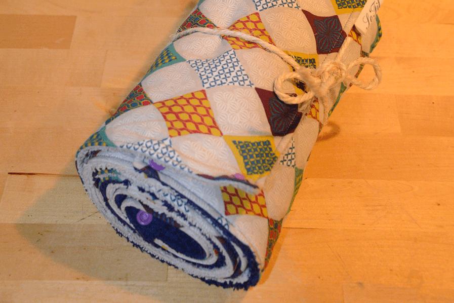 rouleau-essuie-tout-lavable-coton-8-feuilles-zero-dechet-losange