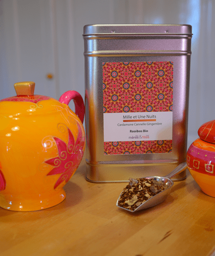 Rooibos-bio-cardamone-cannelle-gingembre